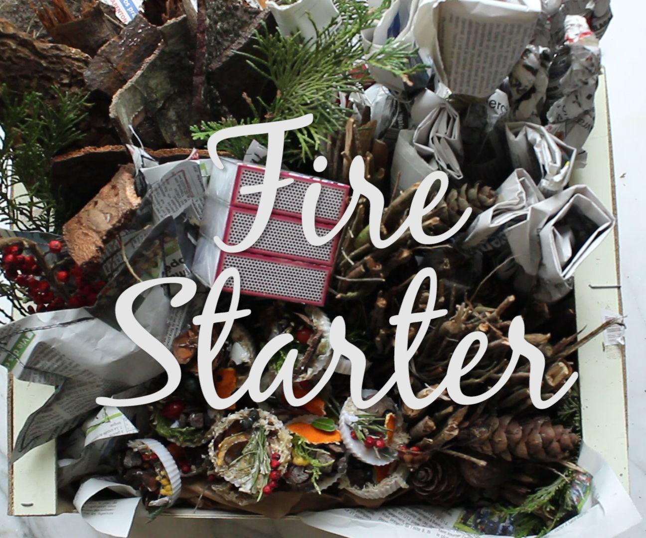 Fire Starter Gift