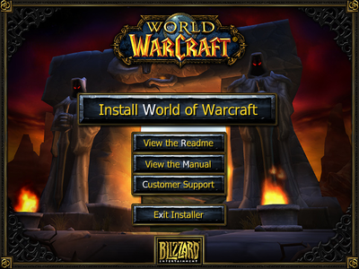 Install WoW