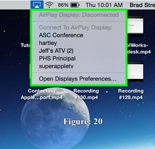 Step 8: Connect to the Apple TV