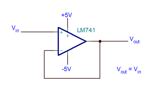 Voltage Follower/Buffer