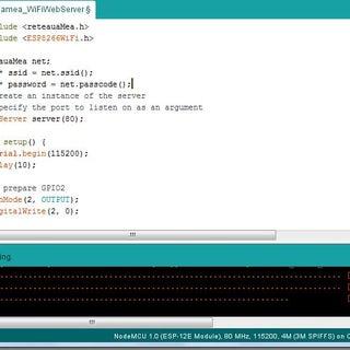 Build a Custom ESP8266 Arduino WiFi Library