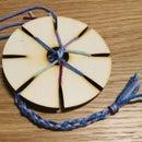 Viking Braids - Make a Trollen Wheel