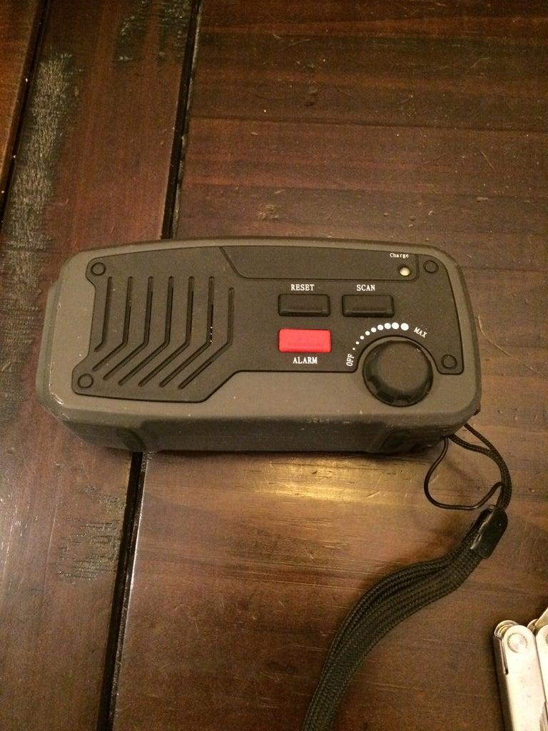 Radio and Survival Gear