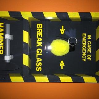 Portal Lemon Grenade Display