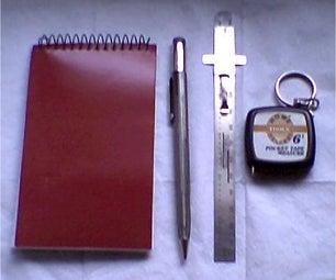 Budget 3D Modeler's Pocket Kit