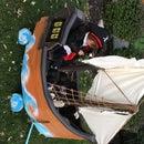 Pirateship Wagon Yarg!
