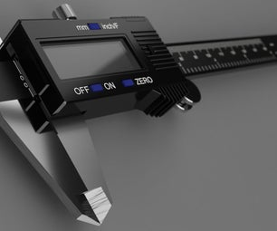 Test Entry - Digital Calipers