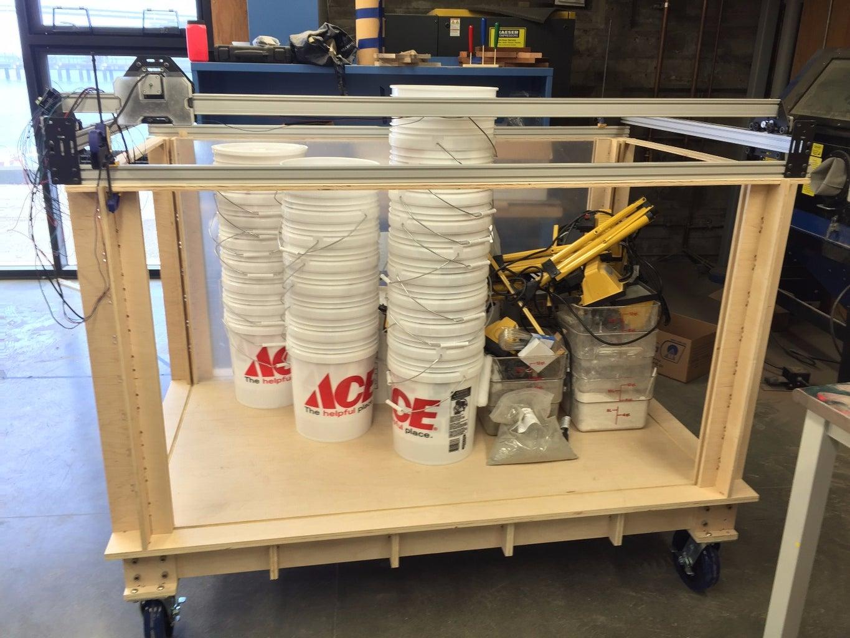 CNC Hardware Setup - Items