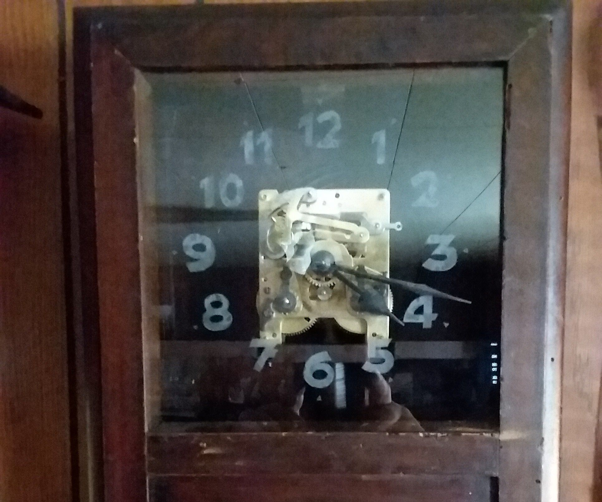 Creating a Clock From a Clock