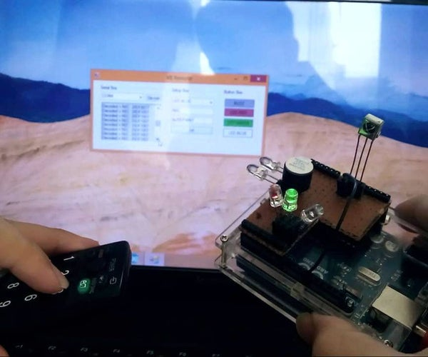 Arduino Remote Control (ARC)
