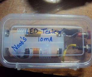 Noob's LED Tester