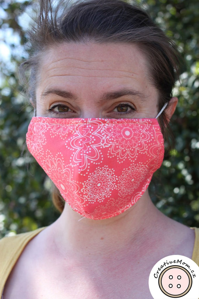 Best Fitting Face Mask Ever - How to Make the Nose Adjustment