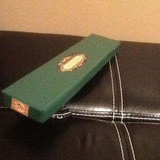 Ollivanders Wand Box With Free Templates!