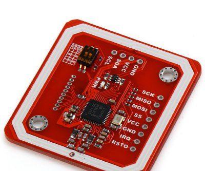 Arduino PN532 RFID Basics