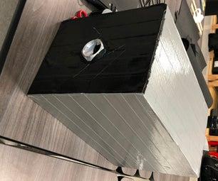 Simple Pinhole Camera