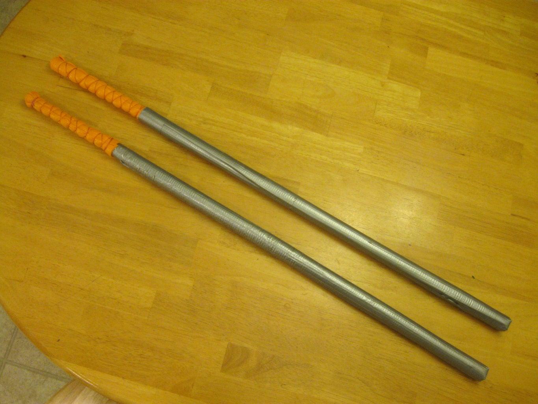 Foam Swords