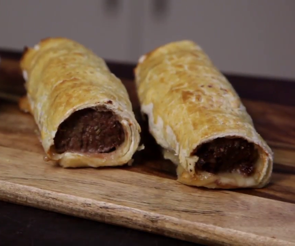 How to Cook Sausage Rolls