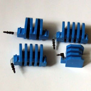 3D Printing the Soft Robot Artificial Muscles