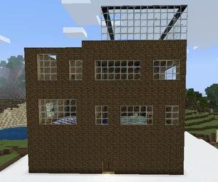 一座可持续发展的矿山之家