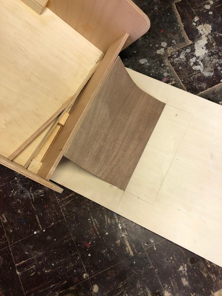Curved Launch Ramp