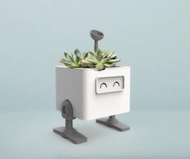 Roboid Self Watering Planter