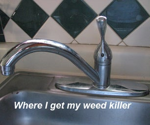 FREE Herbicide!