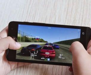 在智能手机(无根)中修复滞后和黑屏。游戏提示