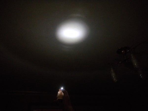 Emergency Spin-it LED Flashlight