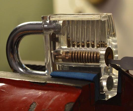 How to Pick a Lock (Basics)