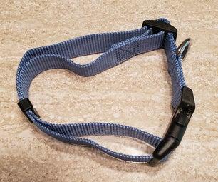 How to Shorten a Dog Collar