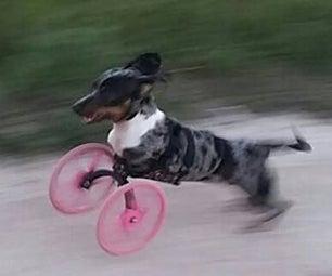 Small Front Leg Dog Wheelchair