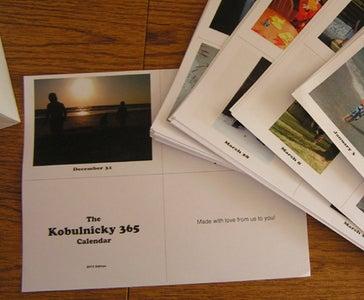 Send Your Calendar PDF to a Print Shop