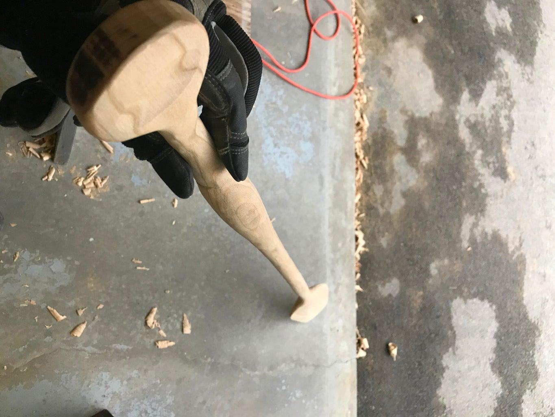 Sanding