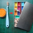 The PanPastel Pocket Palette