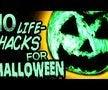 10 Amazing Halloween Life Hacks You Should Know!