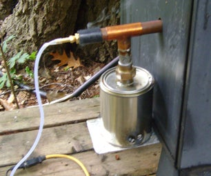 Smoke Generator for Your Smoker