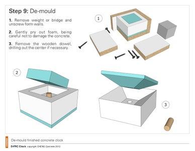 De-mold