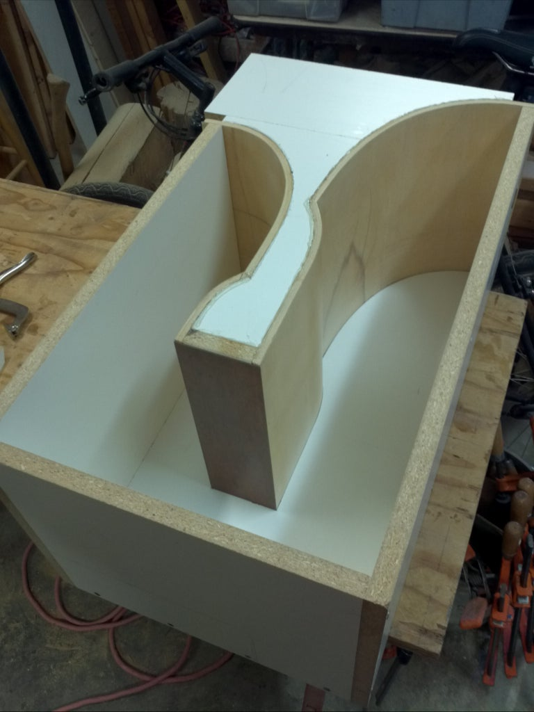 Melamine Mold and Pour