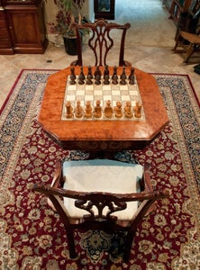 Game of Thrones Inspired Chess Table