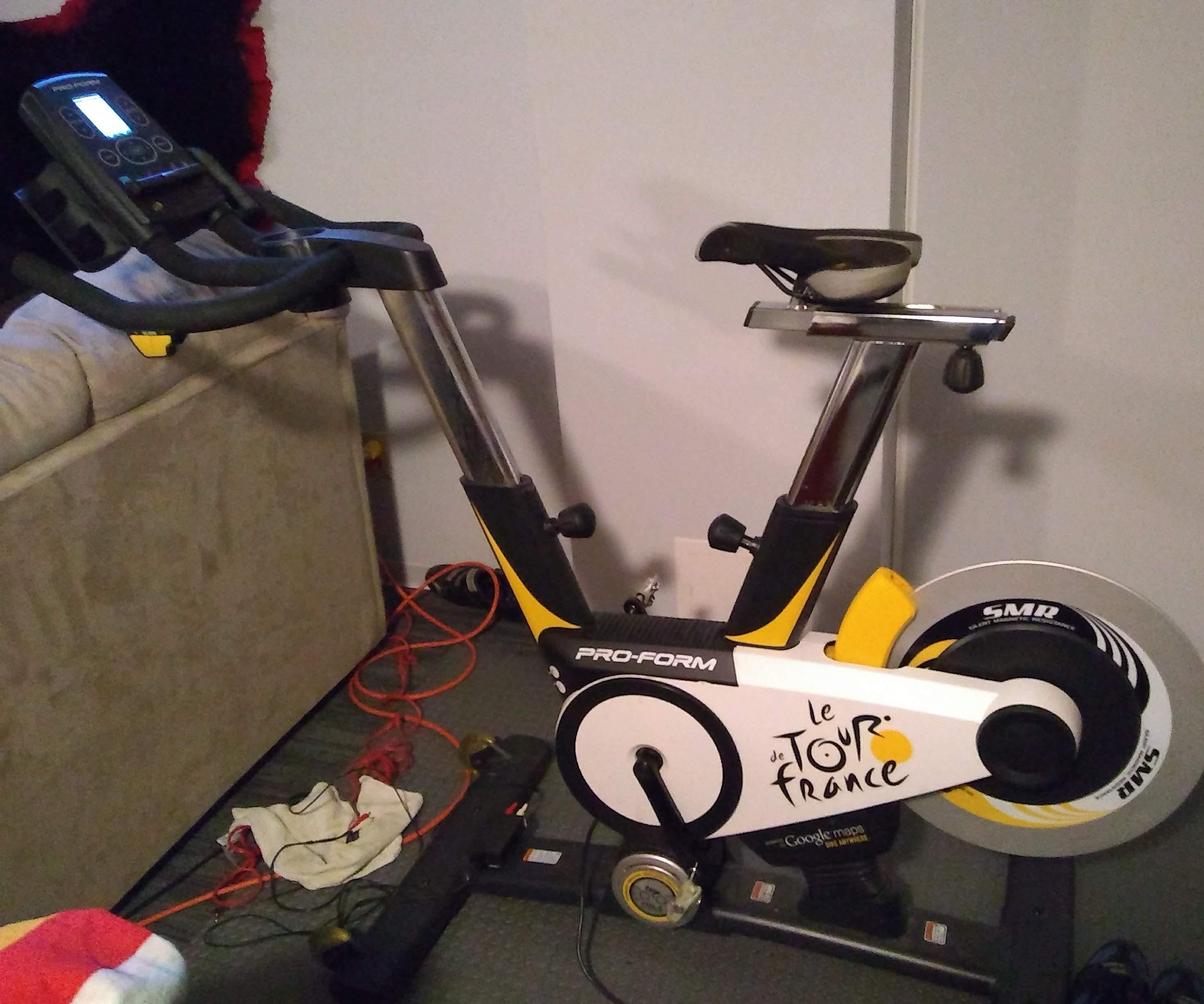 Connecting Old Pro Form Tdf Bike To Zwift 8 Steps Instructables