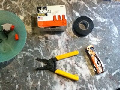 Supplies / Tools