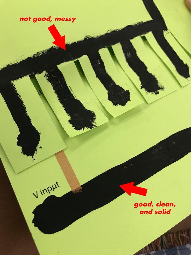 Paint Your Circuit