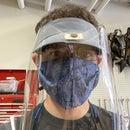 Adaptive Face Shield