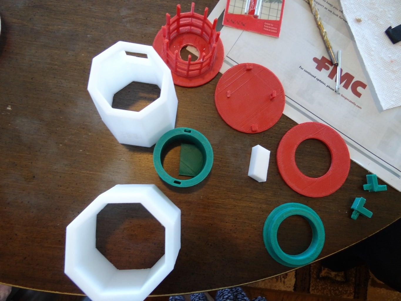 3-D Printed Parts