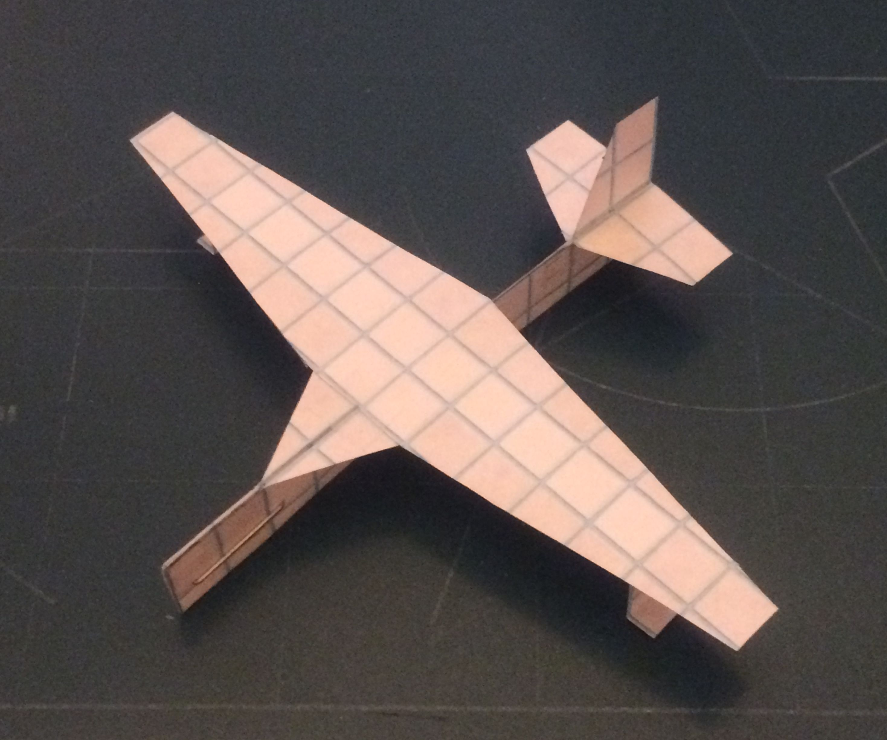 How To Make The StratoCirrus Paper Airplane