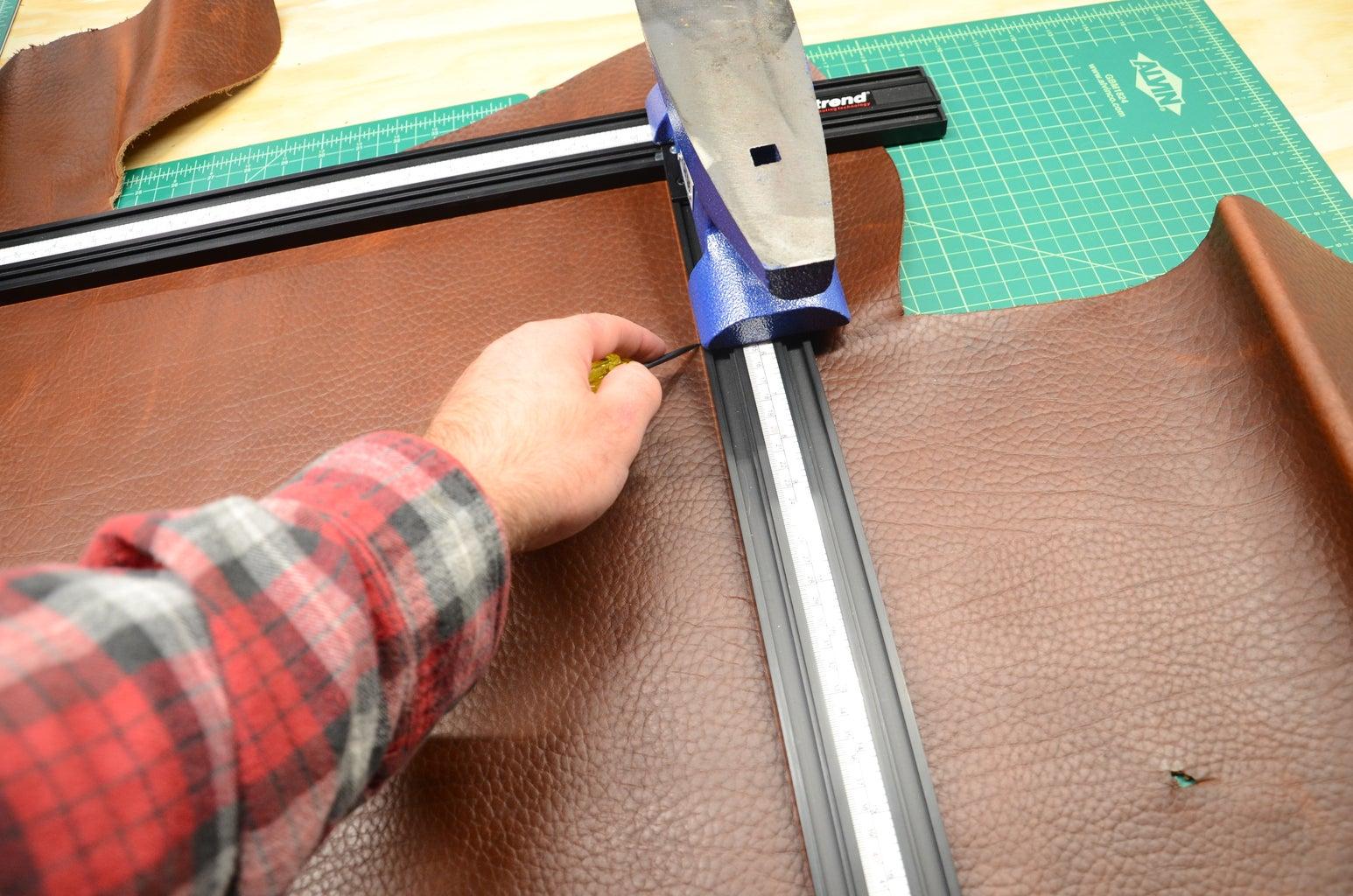 Step 2: Cut List: Measure Twice, Cut Once!