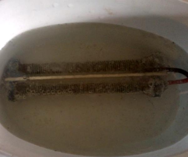 DIY 50 Cent Water Heater