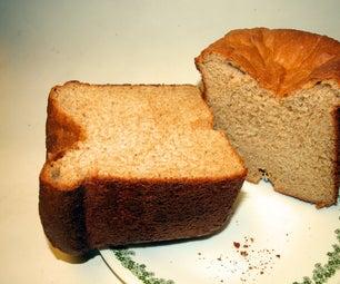 啤酒和奶酪面包