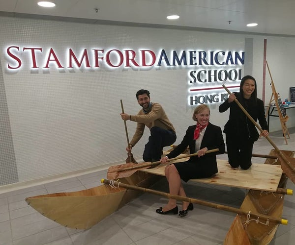 Stitch and Glue Rowing Boats