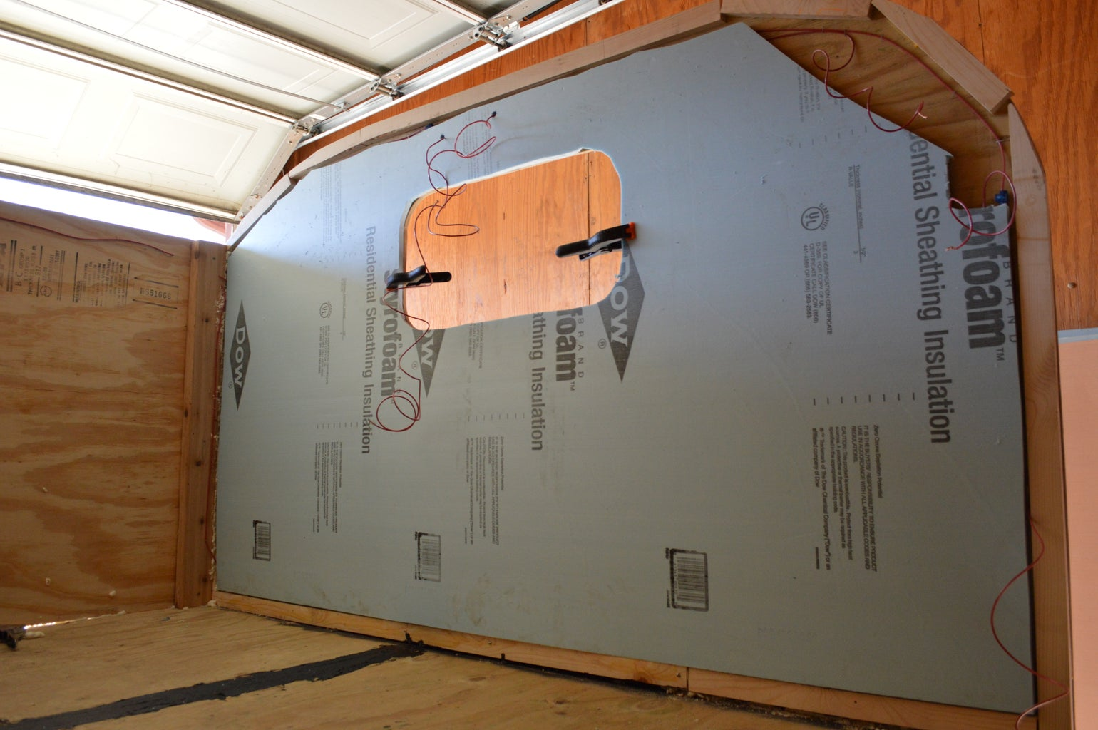 Insulating and Wiring.